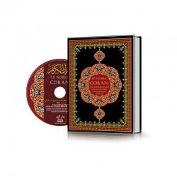 Le Noble Coran Français-Arabe-Phonétique avec CD (Grand Format)